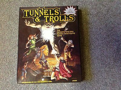 Tunnels and Trolls Fantasy Role Playing Game 5th edition