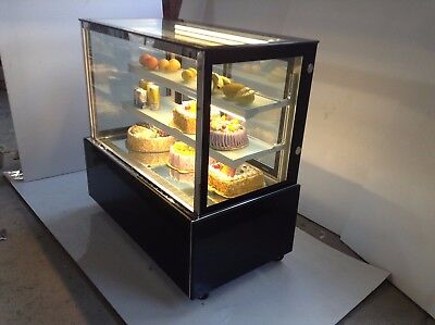 48 Bakery Refrigerated Showcase Cake Display Case Refrigerator Display Cabinet