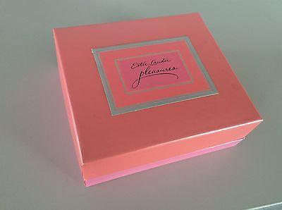 😜 Rarität Estée Lauder reines Parfüm Sammler Edition Silber Schuh NOS verp.1987