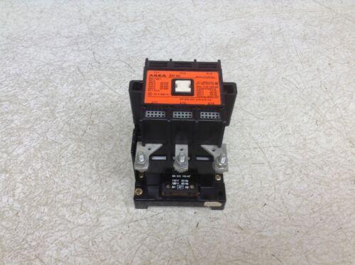 Asea EH 50 Drive Contactor 110/120 VAC Coil EH50 SK 822 100-AF 40 HP @ 480 VAC