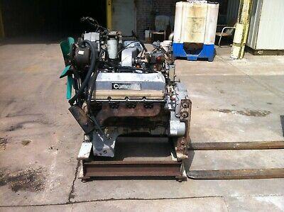 Cummins V555 Diesel Engine