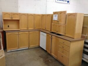 Kitchen #2 at Waterloo restore