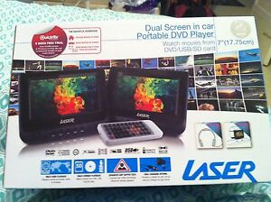 New in box Twin car DVD players with headphones and more Swan View Swan Area Preview