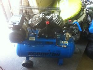 Scorpion Air Compressor - Cast Iron Trade Series Xrv14 Bunbury Bunbury Area Preview