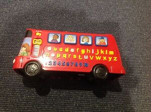 VTech Playtime Bus Albany Creek Brisbane North East Preview