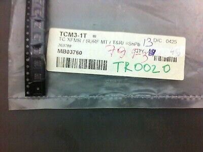 Tcm3-1t - Mini Circuits - 4pcs - Tcm3-1t Transformer Tc Xfmr Surf Mt