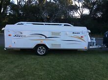2008 Jayco Swan caravan campervan camper Carine Stirling Area Preview