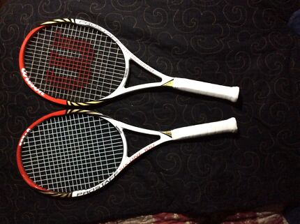Wilson pro staff six.one 100 blx tennis racquets  Lobethal Adelaide Hills Preview