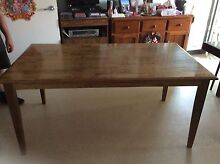 Dining table &  6 chairs Oakden Port Adelaide Area Preview