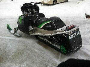 ARCTIC CAT CROSSFIRE 1000 2009 snowmobile sled