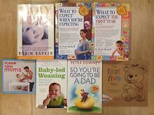**ESSENTIAL BABY BOOK PACKAGE. HEIDI MURKOFF/ROBIN BARKER** Wahroonga Ku-ring-gai Area Preview
