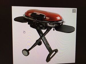 Used Coleman portable bbq propane