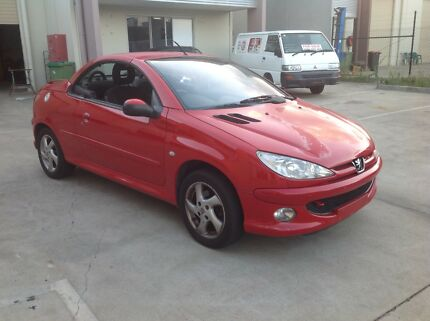 2003 Peugeot 206 Convertible Clontarf Redcliffe Area Preview