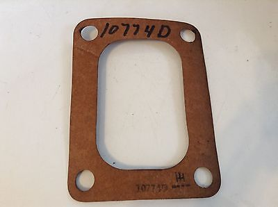 10774d - A New Radiator Inlet Gasket For A Mccormick Deering 10-20 Tractors
