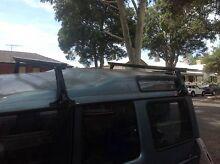 Thule SquareBar Roof Rack System $100 Flemington Melbourne City Preview