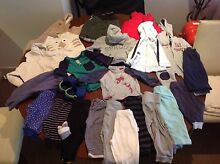 22 x Size 00 boys clothes Erskineville Inner Sydney Preview