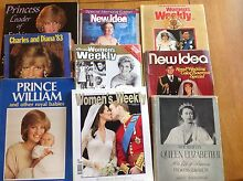 Royal family magazines and books Golden Beach Caloundra Area Preview