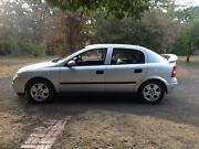 2003 Holden Astra Hatchback RWC Gisborne Macedon Ranges Preview