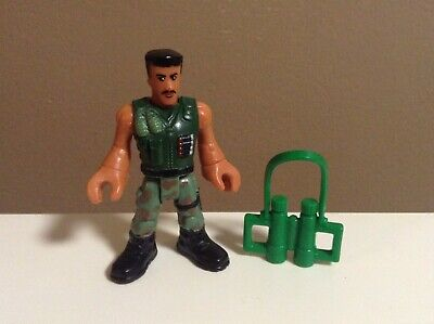 IMAGINEXT FIGURE COMBAT CARL Accessory TOY STORY 4 DISNEY FISHER PRICE 3""