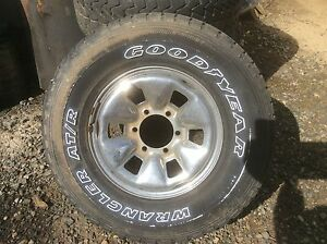 Toyota hilux wheels and tyres Cockatoo Cardinia Area Preview