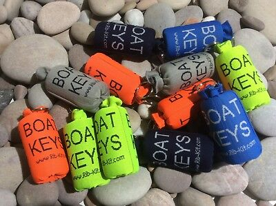 Floating Keyring Boat Jetski Yacht Outboard River Narrow boat Power Boat Sailing