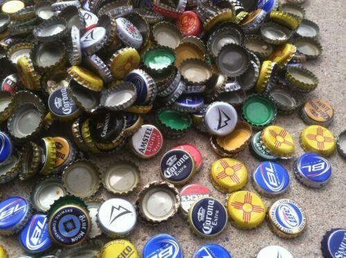 Lot of 800 Beer Bottle Caps Domestic Craft International 1000 500 600 2000 3000