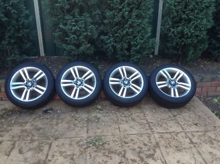 2010 VE SV6 MAG WHEELS  Rutherford Maitland Area Preview