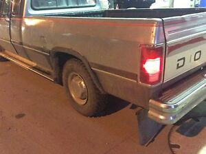 1993 box dodge  Edmonton Edmonton Area image 2