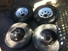 4 sunraysia wheels 2 15x7 2 15x8 Adelaide CBD Adelaide City Preview