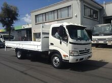 SN 3388,Hino Dutro 300,1/2008.$28,500 +on roadsLMCT8593 Airport West Moonee Valley Preview