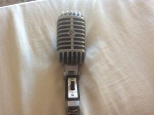 Classic Shure  55sh Microphone in Excellent Condition