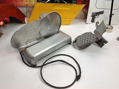 Hobart 410 Slicing Machine Meat Slicer Commercial Deli Slicer Motor Runs Good