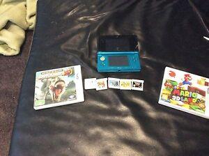 Nintendo 3ds 5 games charger Alphington Darebin Area Preview
