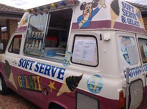 """""""Mr Whippy"""" soft serve ice cream truck for sale Tomakin Eurobodalla Area Preview"""