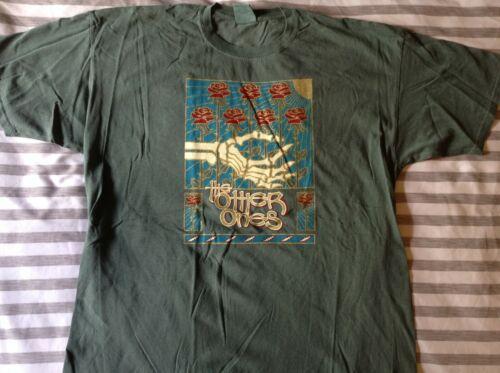 The Other Ones 2002 T-Shirt Grateful Dead Jerry Garcia Band Bob Weir