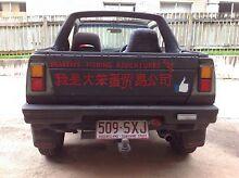 1987 Suzuki Mighty Boy Ute Clayfield Brisbane North East Preview
