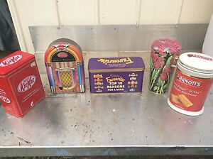 Collector biscuit tins Toowoomba Toowoomba City Preview