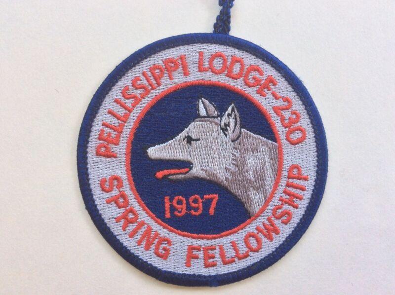 Pellissippi Lodge 230 1997 Spring Fellowship