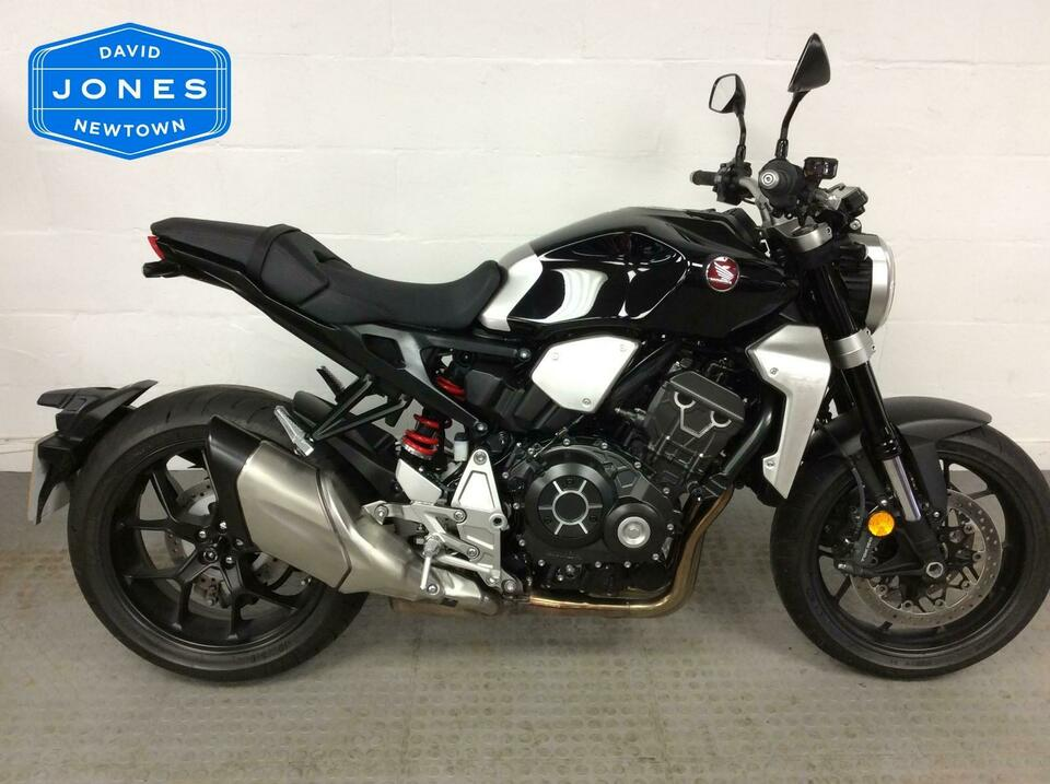 Honda CB1000R CB1000 2018 / 18 - Only 1500 miles Black