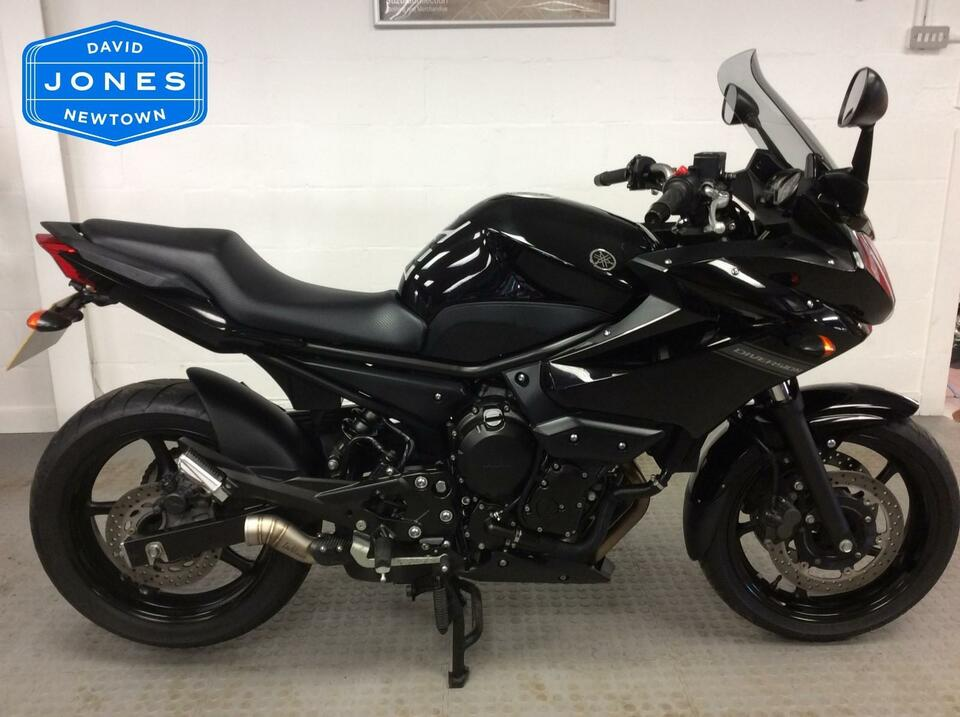 Yamaha XJ6S XJ6 Diversion 2010 / 10 Black Only 9100 miles