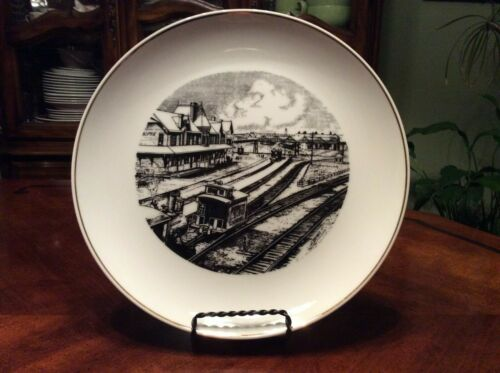 A Century of Memories Sayre Pennsylvania 1891-1991 Decorative Plate for Hanging