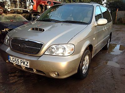 Kia sedona breaking 2002 2006 all parts available