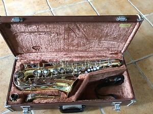 Yamaha alto saxophone - yas-23 Great condition and recently serviced Elanora Gold Coast South Preview