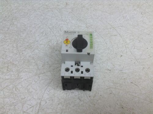 Moeller Klockner PKZM0-4 Motor Circuit Protector 2.5-4 Amp PKZM04