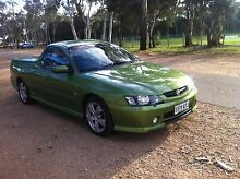 HOLDEN VY SS UTE GEN 3 V8 AUTO LOW KMS GOOD CONDITION Para Hills Salisbury Area Preview