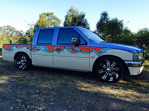 Holden Rodeo Custom Mini Truck Glenfield Campbelltown Area Preview