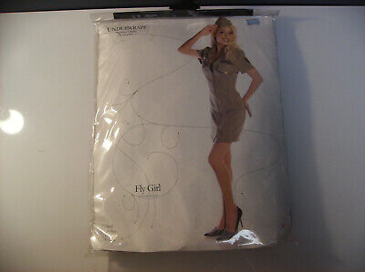 Original Halloween Costumes For Women (UNDERWRAPS FLY GIRL AIRFORCE PILOT WOMEN HALLOWEEN)