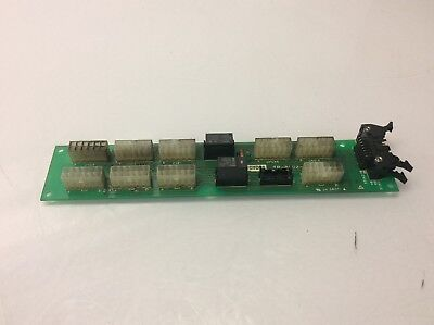 Toyoda TP-8902-0 Relay Circuit Board Assembly, Used, Warranty