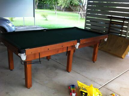 Slate billiards table Beaudesert Ipswich South Preview