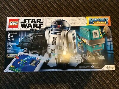 Lego StarWars  Droid Commander 75253